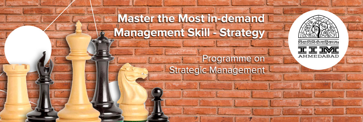 Master the Most in-demand Management Skill - Strategy
