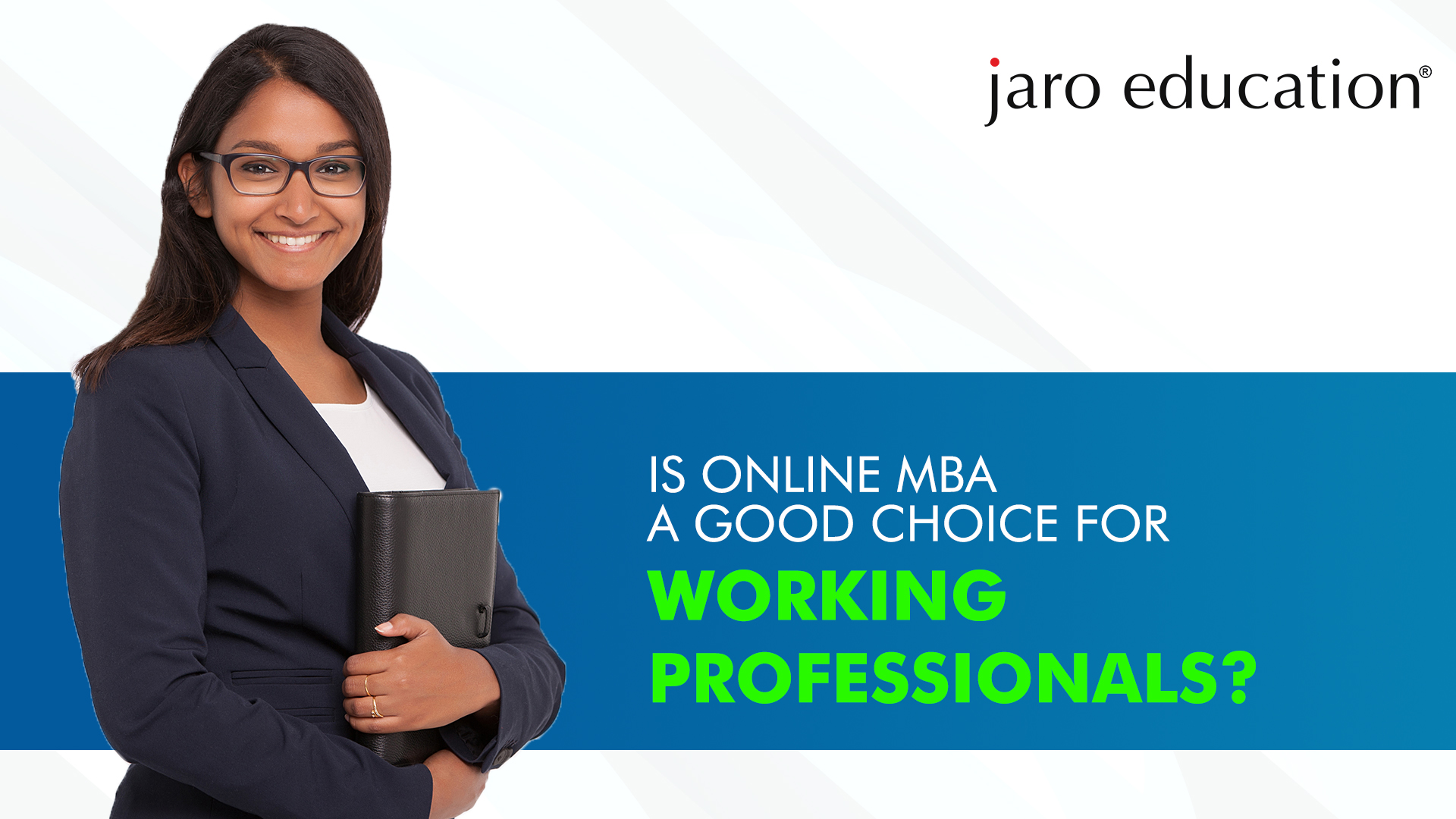 How does an online MBA course help juggle work and career?