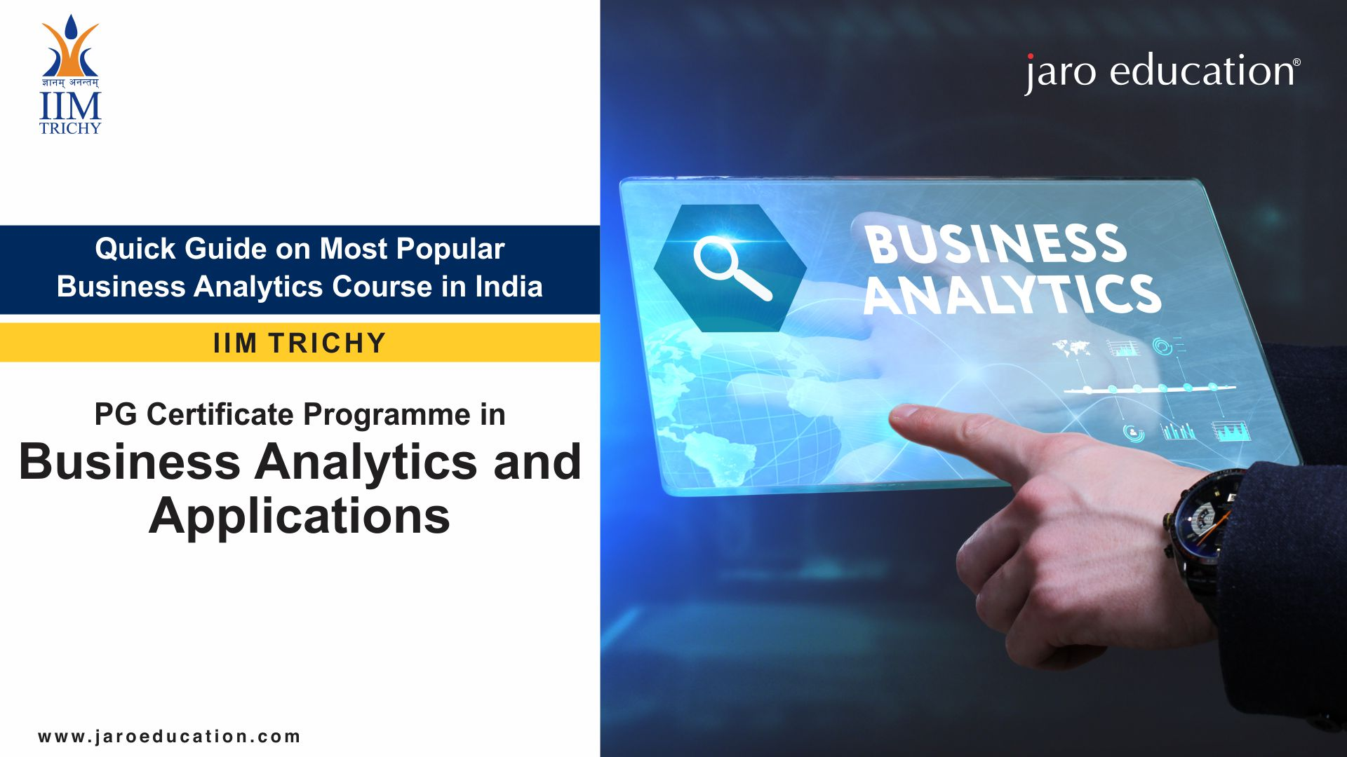 A guide on Business Analytics in India