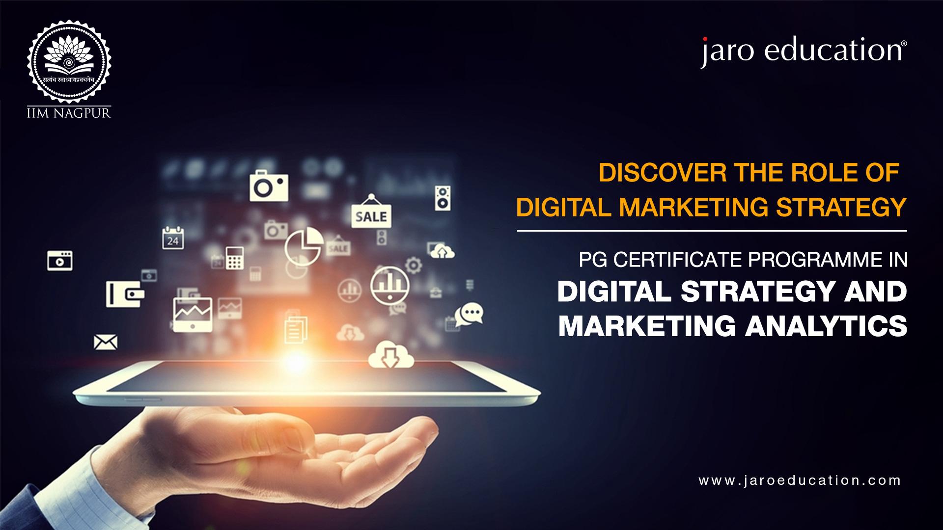 Digital Strategy and Marketing Analytics - blog
