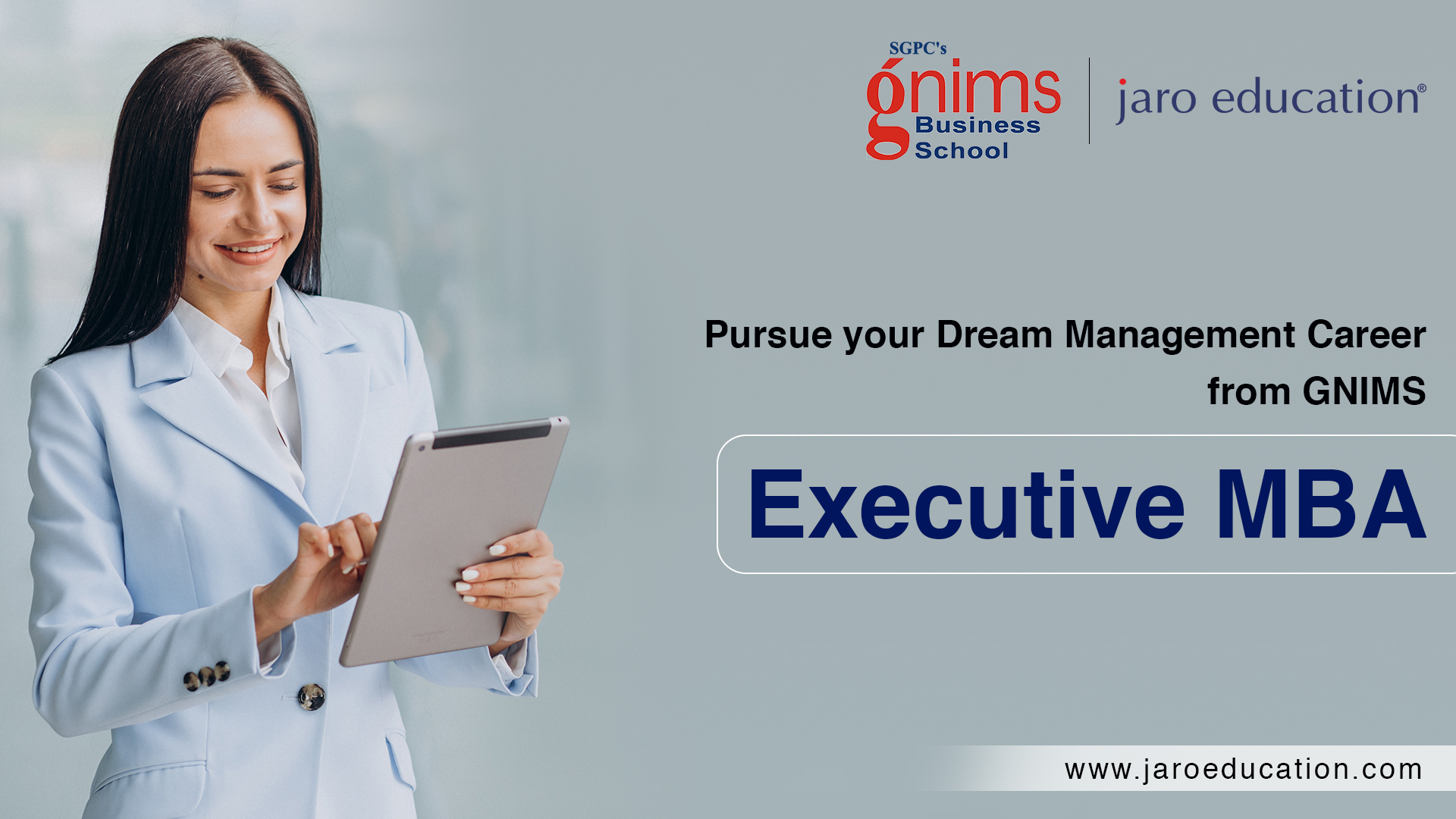 Executive MBA from GNIMS