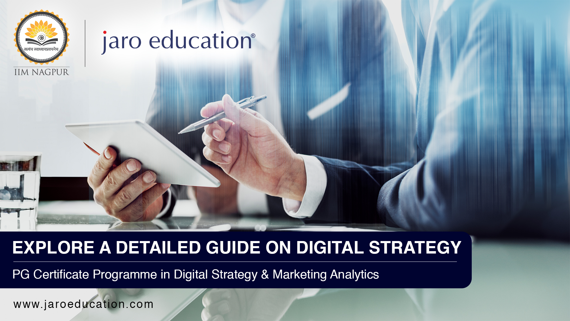 Explore a detailed guide on Digital Strategy