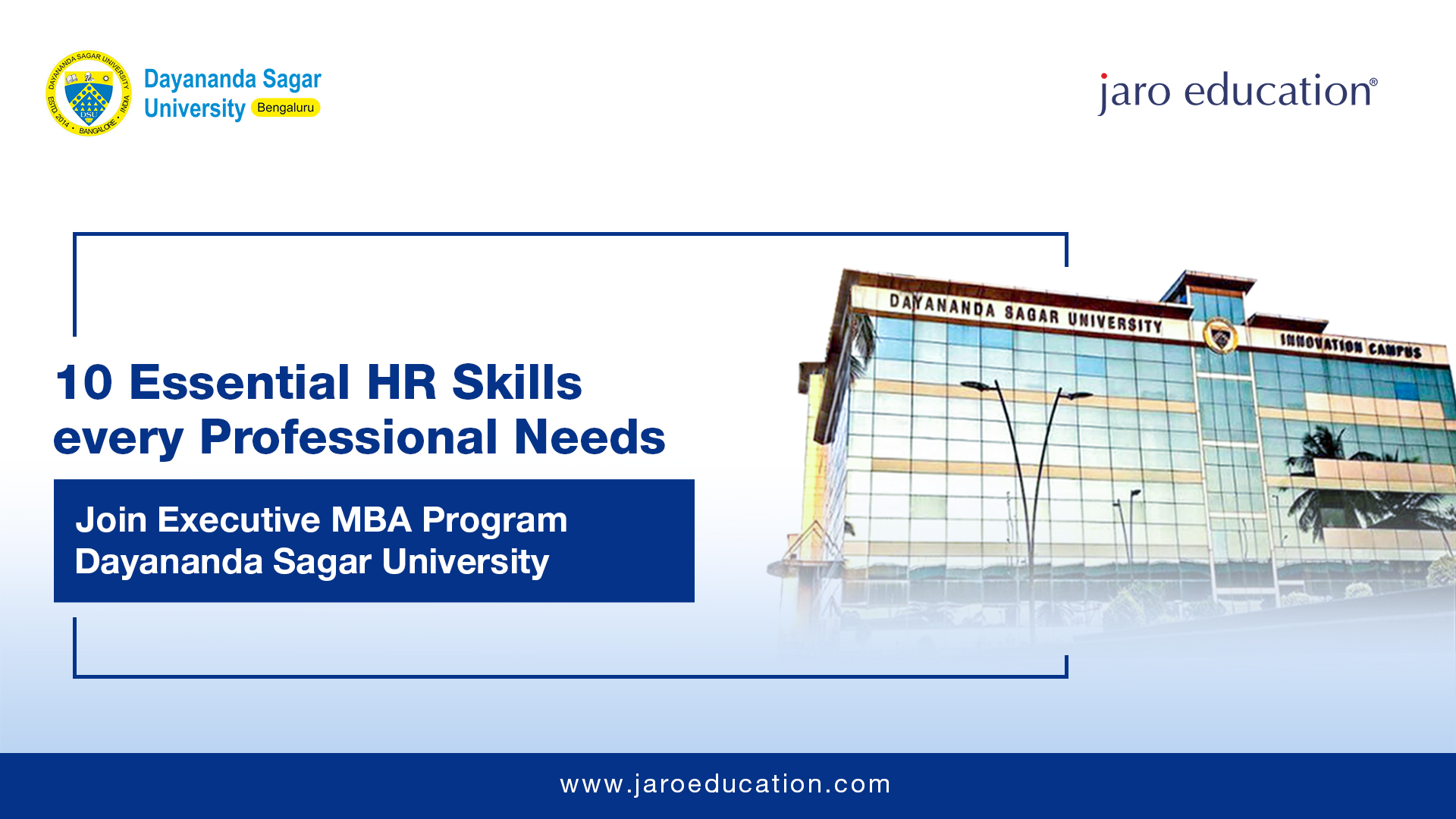 DSU Executive MBA program