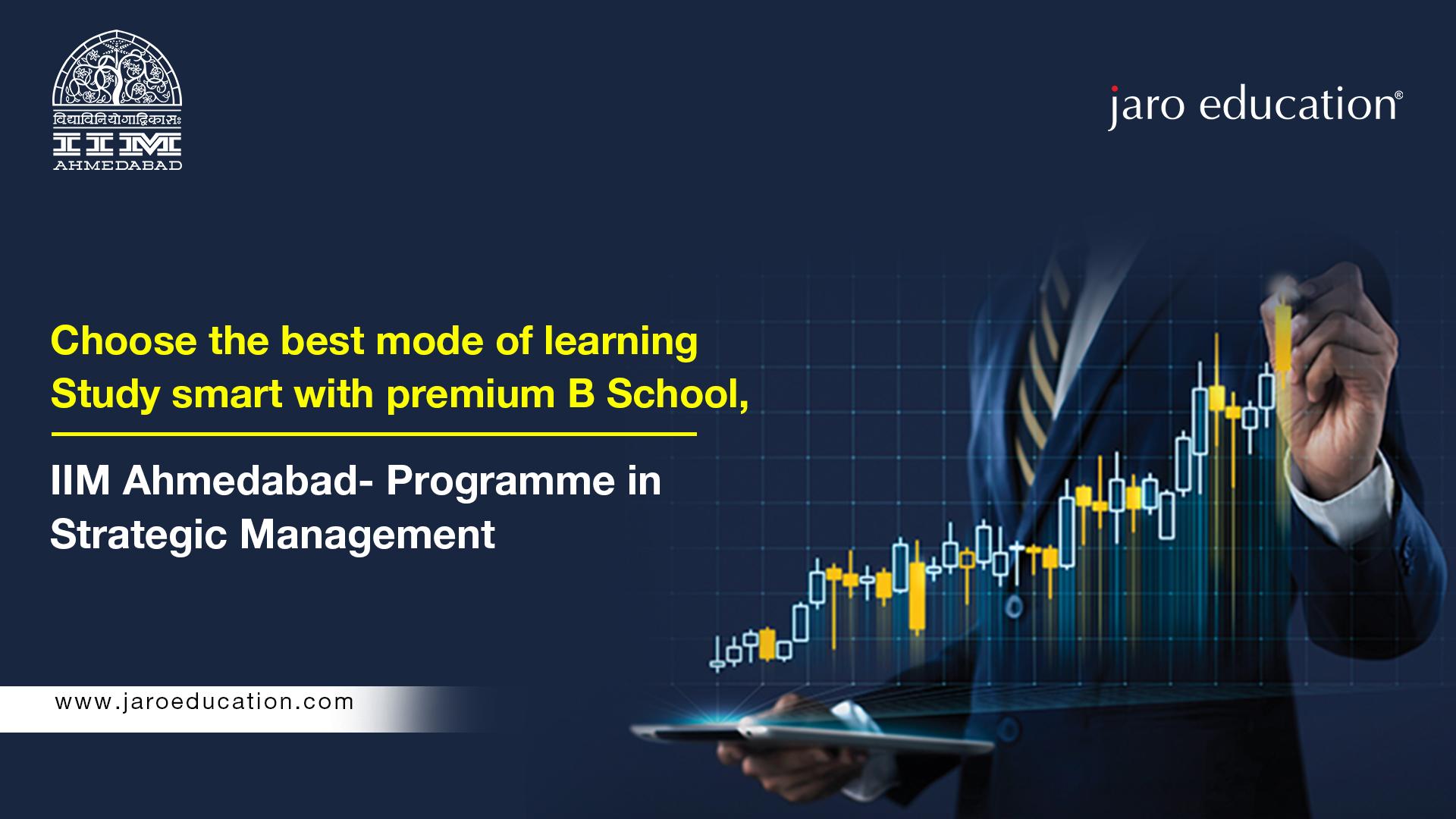 IIM A Strategic Management