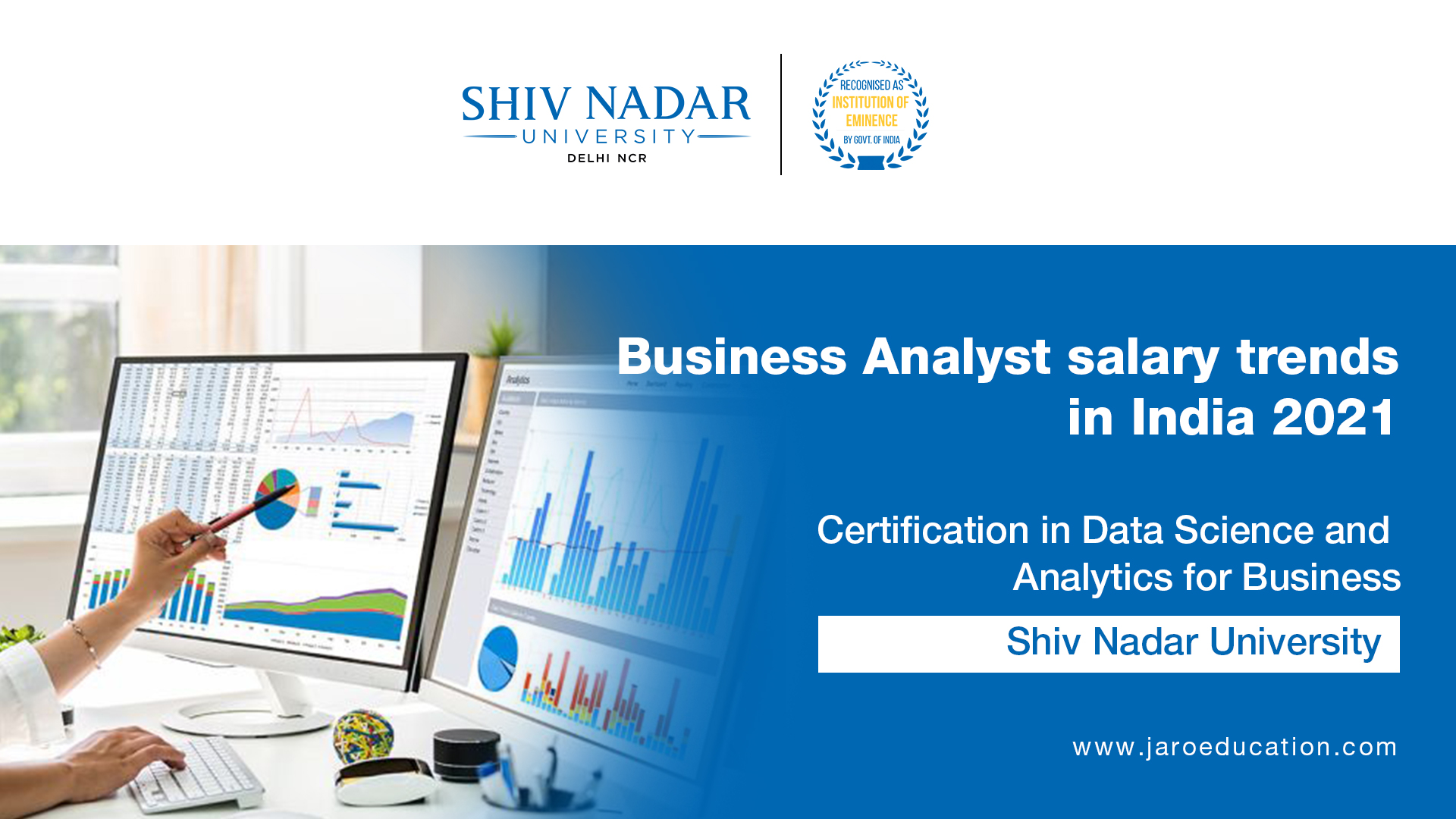 2021 Salary Trends of Business Analyst in India