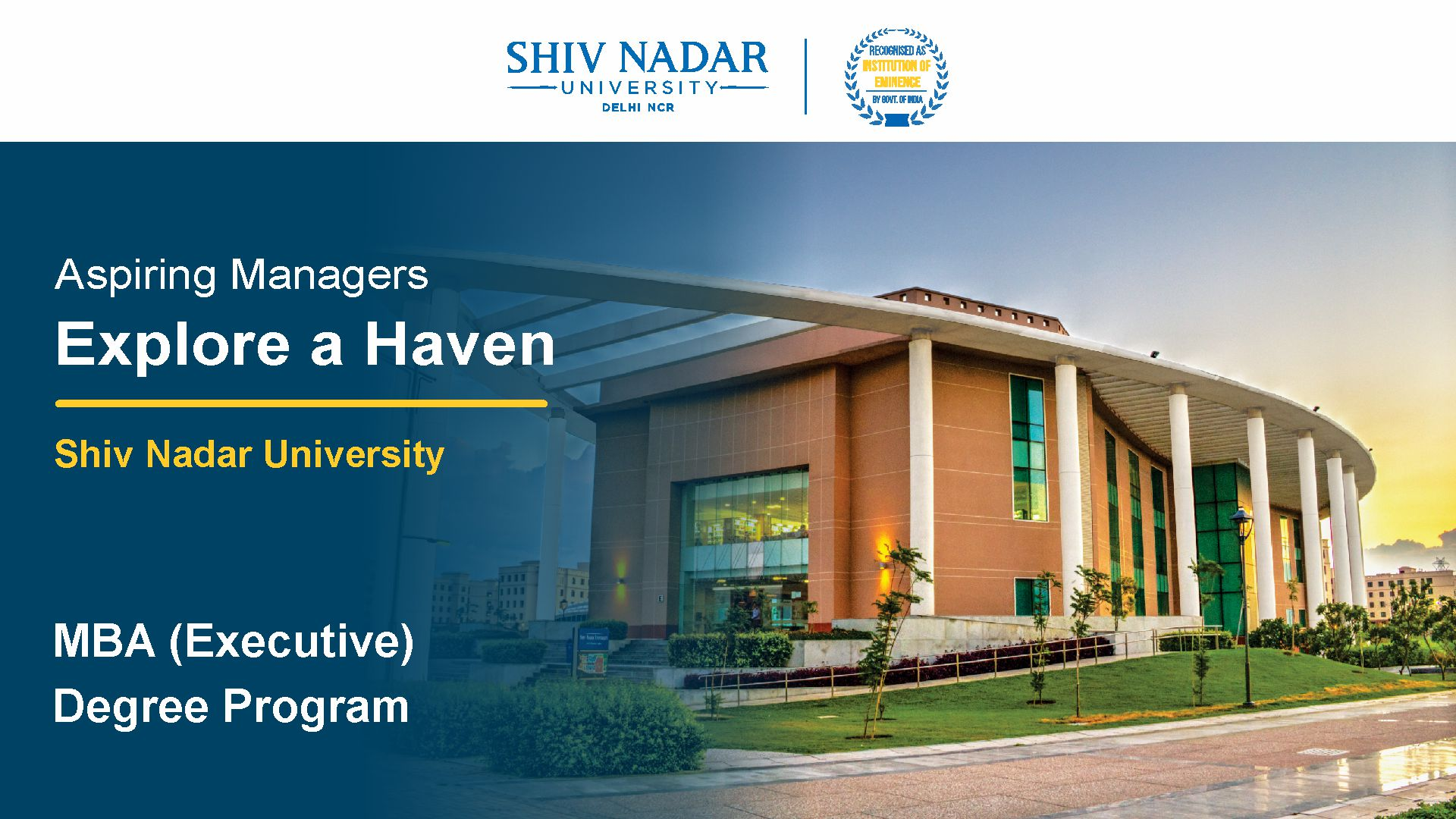 A Haven For Aspiring Managers