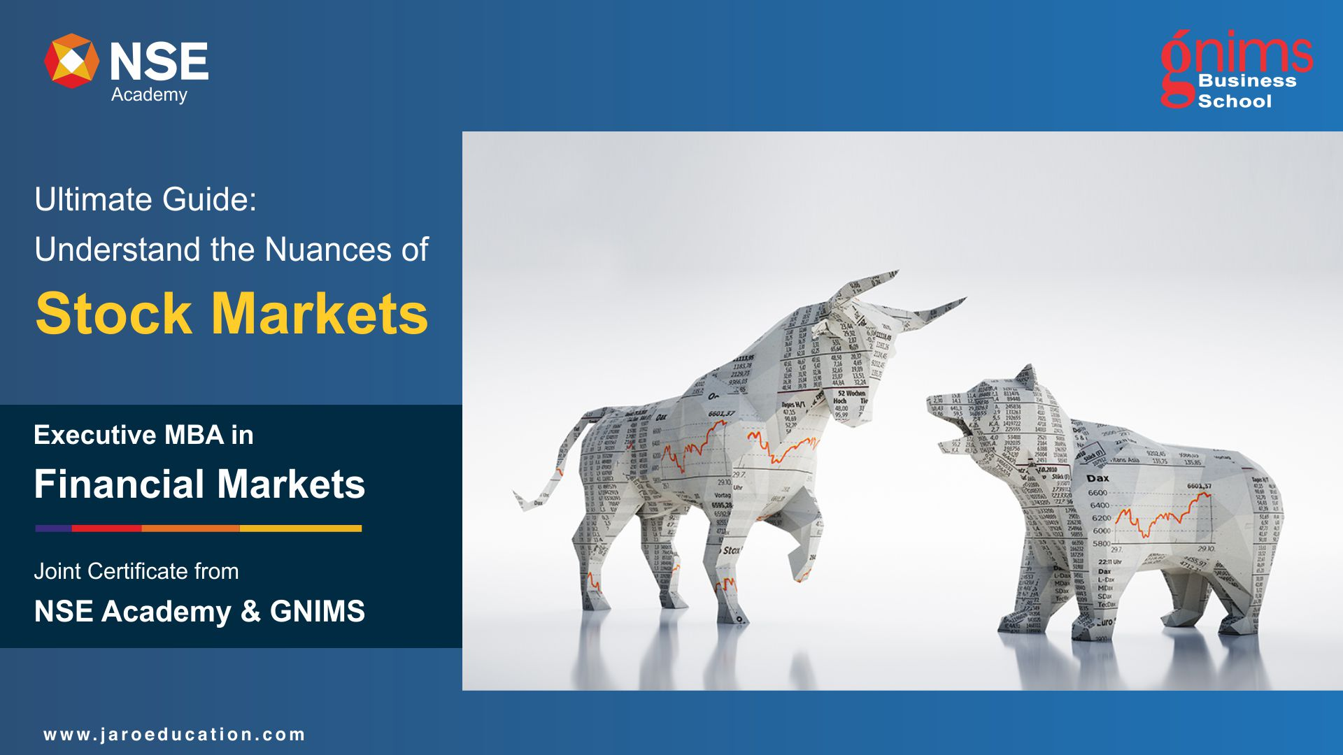 Executive MBA In Financial Markets