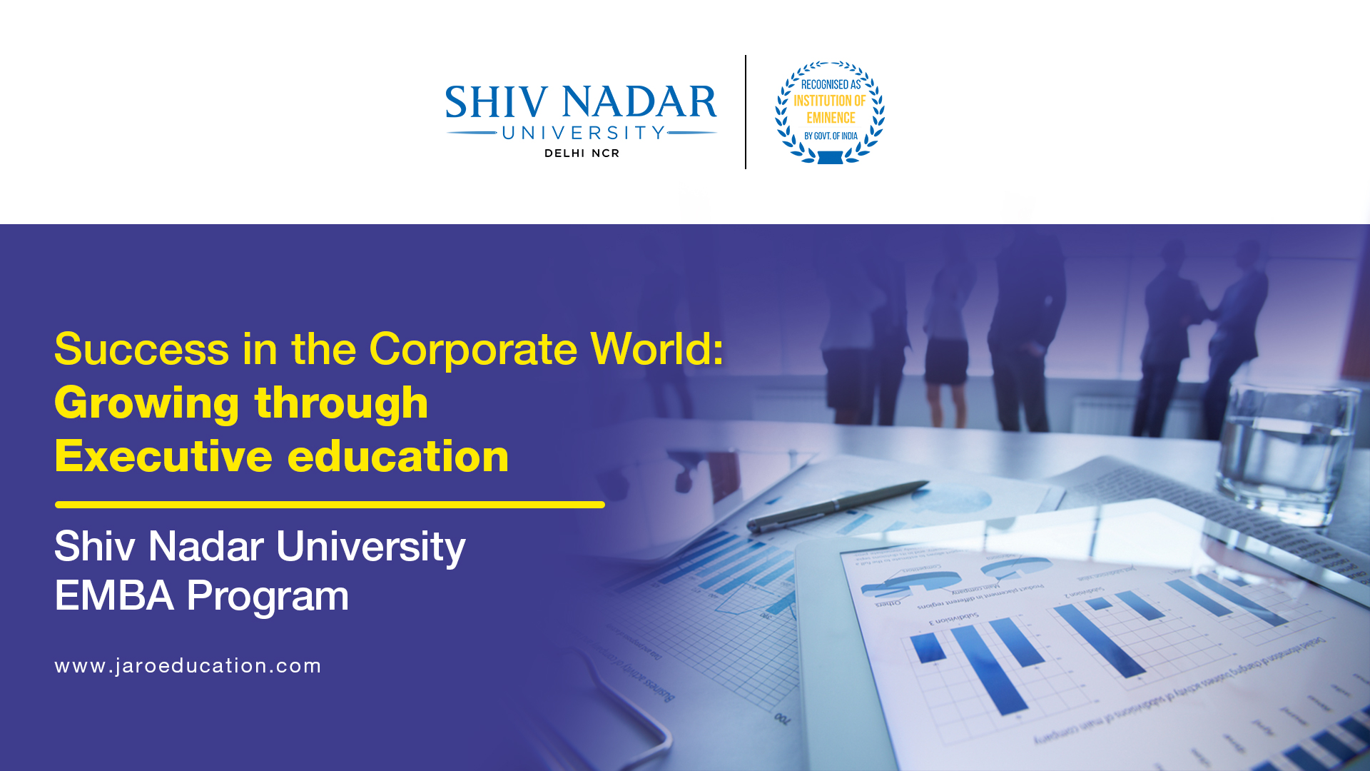 Success In the Corporate World Growing Through Executive Education
