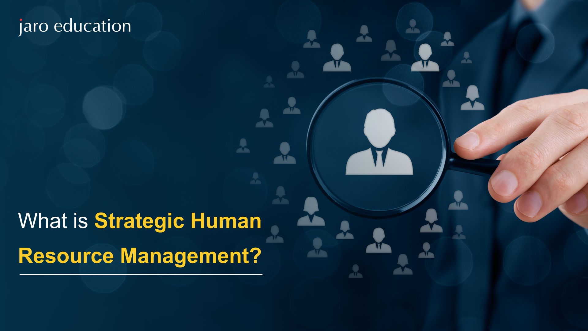 What is Strategic Human Resource Management