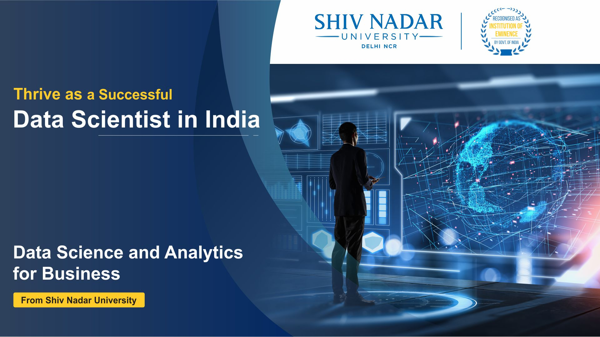 Your Path to Success as a Data Scientist in India