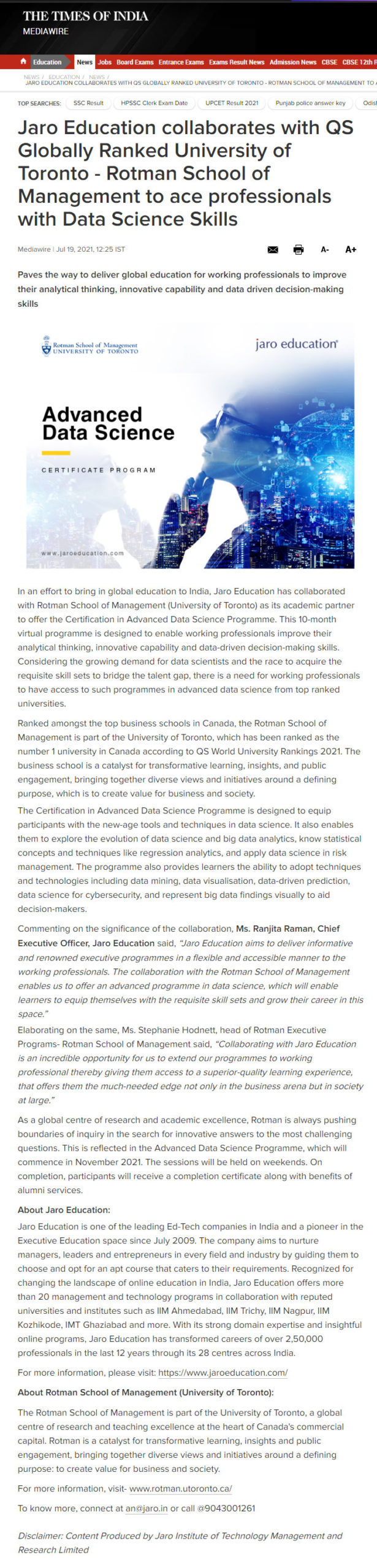 Rotman-School-of-Management-to-ace-professionals-with-Data-Science-Skills